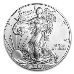 1986-2015 1oz Silver American Eagle 30 Coin Set in Dansco Album #7181