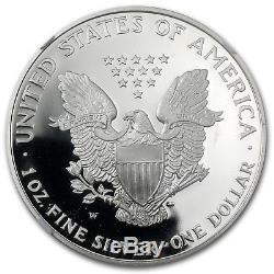 1995-W Proof Silver American Eagle PF-69 NGC SKU #25037