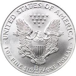 1996 Silver Eagle $1 PCGS MS70 American Eagle Silver Dollar ASE