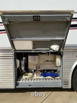 1997 35 Foot SIlver Eagle Bus Custom Coach