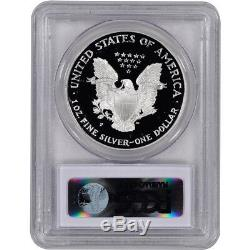2000-P American Silver Eagle Proof PCGS PR70 DCAM