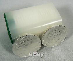 2005 American Silver Eagle 1 oz Twenty 20 BU Coins in Mint Tube