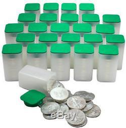2013 Silver Eagle Roll (20) Coins CH/GEM BU. 999 Tube of American Eagle Dollars
