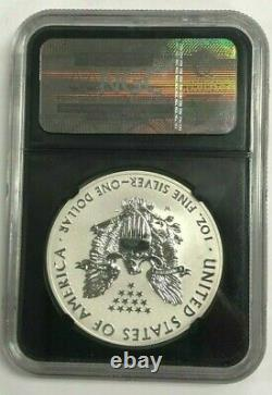 2013-W Reverse Proof Silver American Eagle West Point Eagle Set NGC PF69 $1 Coin