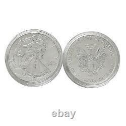 2016 1 oz American Silver Eagle Coin BU One Troy oz. 999 Bullion