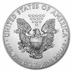 2017 US Mint $1 American Silver Eagle 1 oz Silver Coin Lot of 10