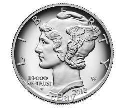 2018 American Eagle One Oz Palladium Proof Coin In Hand (Sold Out)