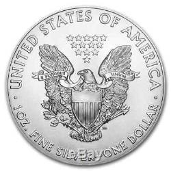 2019 100-Coin Silver American Eagle MintDirect Mini Monster Box SKU#171427