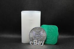 2019 Roll of 20 1 Troy oz. 999 Fine Silver American Eagle $1 Dollar BU Coins