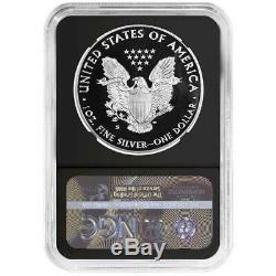 2019-S Proof $1 American Silver Eagle NGC PF70UC FDI First Label Retro Core
