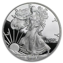2019-W Silver American Eagle NGC PF-70 ER UCAM 1 oz. 999 Silver PRE-SALE Coin