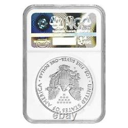 2020-S 1 oz Proof Silver American Eagle NGC PF 70 UCAM FDOI