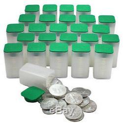 2020 Silver Eagle Roll (20) Coins CH/GEM BU. 999 Tube of American Eagle Dollars