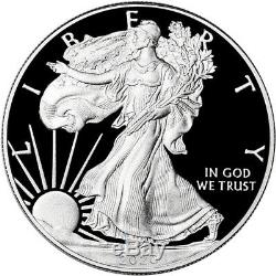 2020-W American Silver Eagle Proof PCGS PR70 DCAM First Strike
