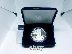 2020 W End of World War 2 v75th anniversary SILVER PROOF American Eagle
