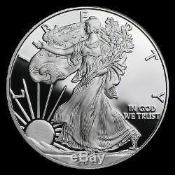 2020-W Silver American Eagle PR-70 PCGS (FirstStrike) SKU#199348
