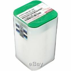 20 2020 (P) $1 American Silver Eagle NGC GEM BU Emergency Production Full Roll