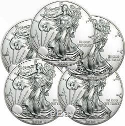 American Eagle Coins 1 oz. 999 Fine Silver