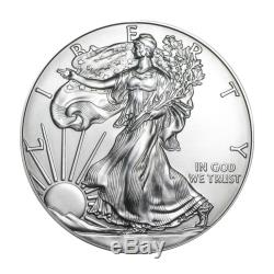 American Silver Eagle 1 oz Coin Roll of 20 Dates Our Choice