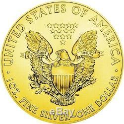 American Silver Eagle COVID VIRUS OUTBREAK 2020 Walking Liberty $1 Dollar Coin