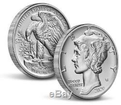 Confirmed Order 2020 American Eagle One Ounce Palladium Uncirculated Coin 20EK