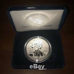 IN HAND American Eagle 2019-S One Ounce Silver Enhanced Reverse Proof Coin