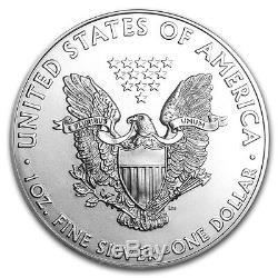 Lot of 20 Silver 2015 American Eagle 1 oz. 999 fine NGC eBay Label 1oz Coins