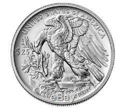 NEW! American Eagle 2020 One Ounce Palladium Uncirculated Coin 20EK