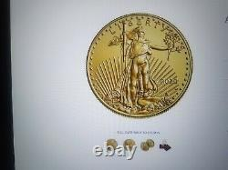 PRESALE American Eagle 2020 One Ounce Gold Uncirculated Coin