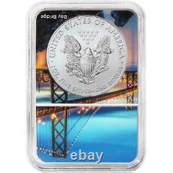 Presale 2020 (S) $1 American Silver Eagle NGC MS70 Emergency Production FDI Sa