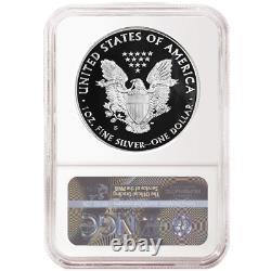 Presale 2020-S Proof $1 American Silver Eagle NGC PF70UC FDI First Label