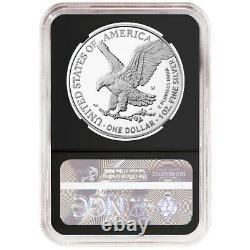 Presale 2021-W Proof $1 Type 2 American Silver Eagle NGC PF70UC FDI First Labe