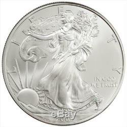 Roll of 1 oz American Silver Eagles Random Year 20 coins total