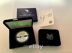 UNSORTED! 2021-W American Eagle 2021 One Ounce Silver Proof Coin 21EA